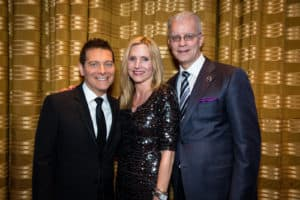 Michael Feinstein, Britt McDermott, Jeff McDermot