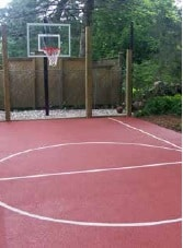 rubaroc basketball court