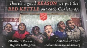 Donate to Christmass Red Kettle
