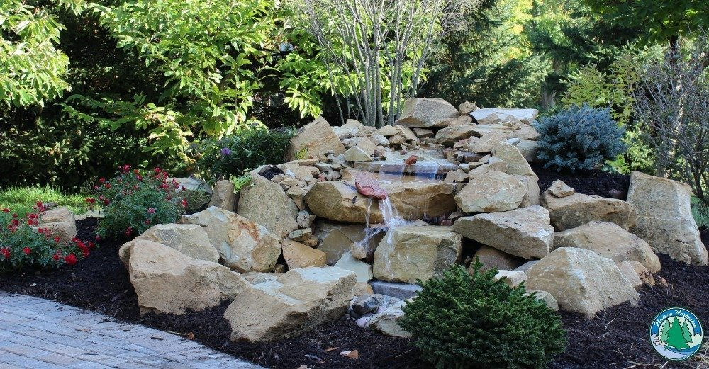 Eagleson Water feature