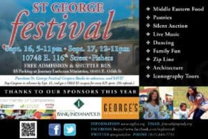 St George Fall festival information