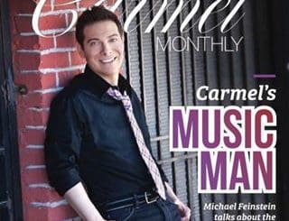 Michael Feinstein Carmel Monthly February 2017