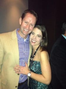 Julie and Bryan Bowman