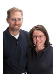 Lynn and Joe Newkirk