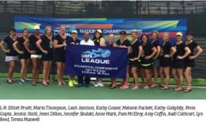 USTA Prem Gupta team 2016