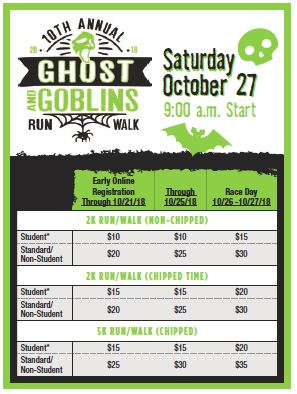 CEF Celebrates 10 Years of Ghosts, Goblins and Family Fun