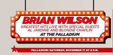 The Palladium Presents Brian Wilson: