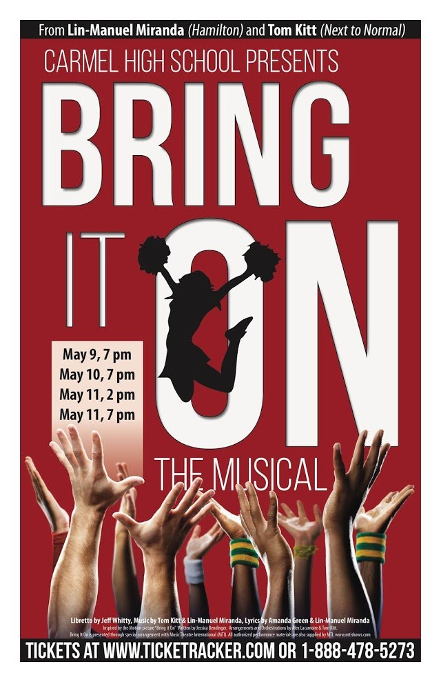 """Bring It On: The Musical"""