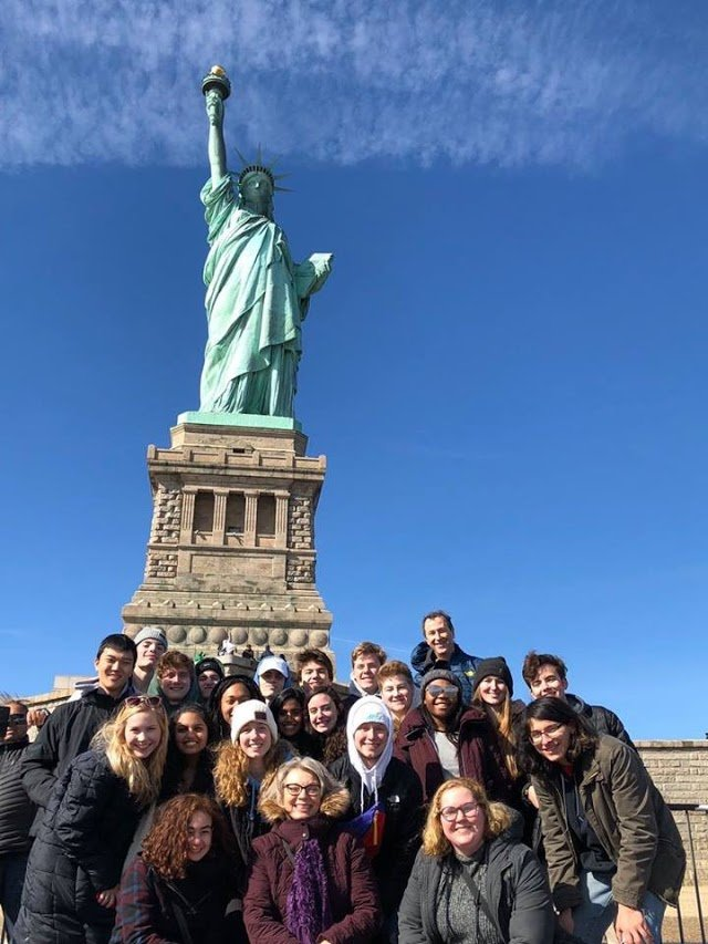 WHJE Students Win Top Honors in the Big Apple