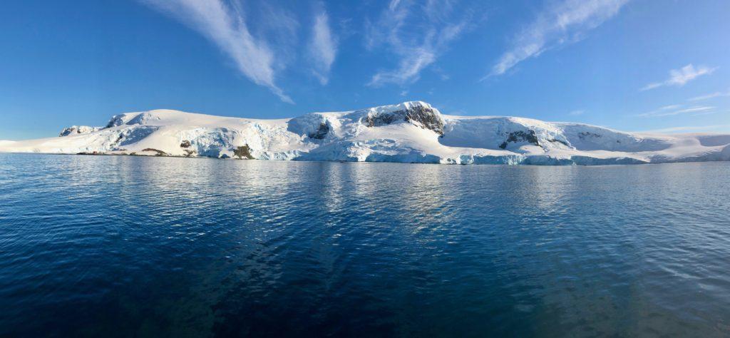 Trekking Antarctica