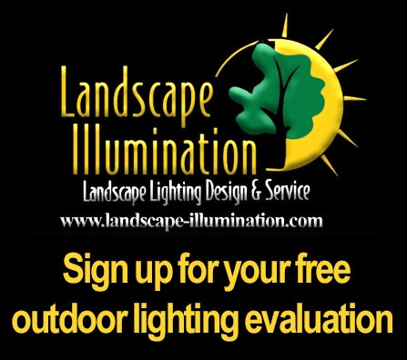 Landscape illumination special offer Free estimate