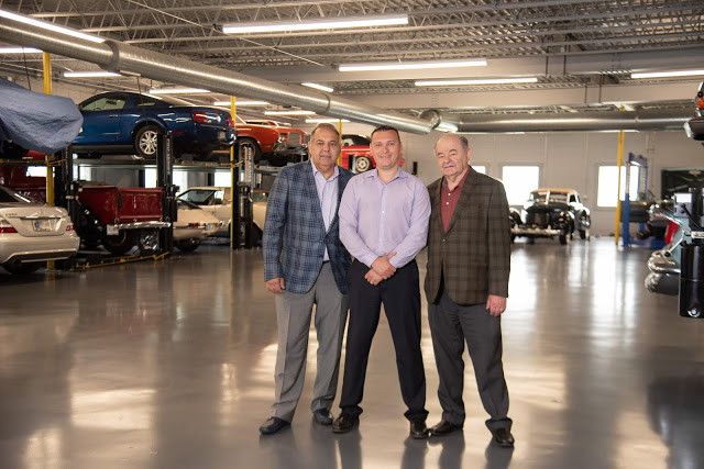 Pete's Classic Cars Storage & Restoration