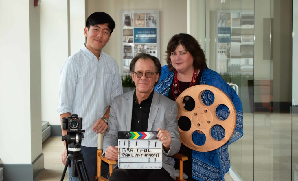 A Look Behind the Lights, Camera and Action in Carmel