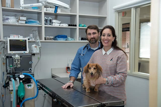 With Clayton Family Veterinary Care, the Name Says So Much