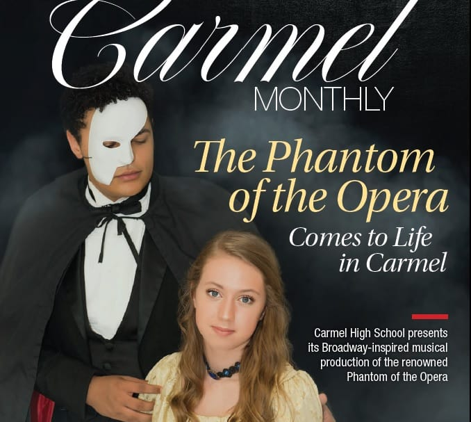 Phantom of the Opera Comes to Life in Carmel