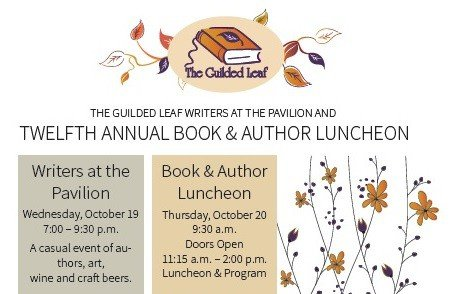 The Guilded Leaf Writers At The Pavilion And Twelfth Annual Book & Author Luncheon