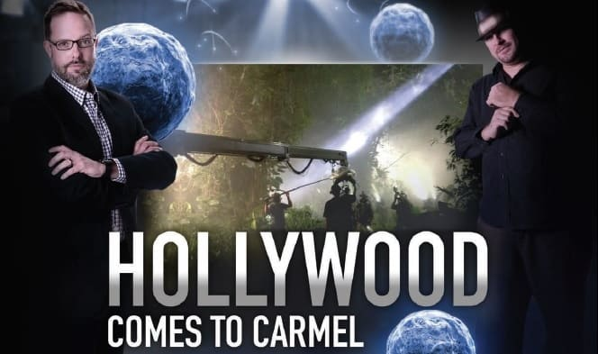 Hollywood Comes to Carmel