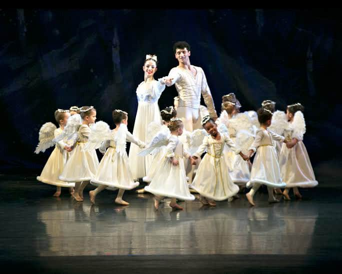 Indiana Ballet Conservatory Summer Intensives