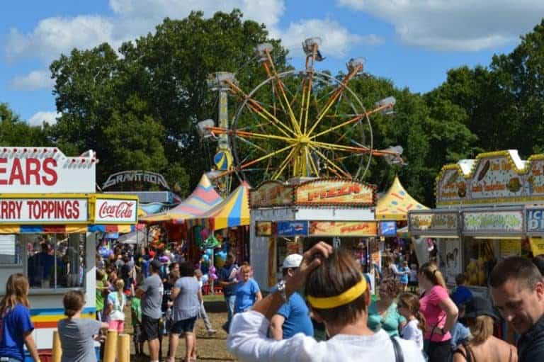 Zionsville Lions Host Annual VIP Carnival for Families and Caregivers
