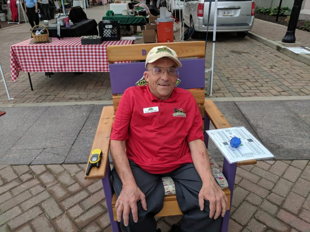 Meet CFM's Super Volunteer, Doug Dolen