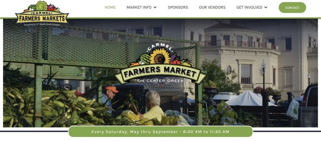 What's Fresh and New at Carmel Farmers Market this Year?