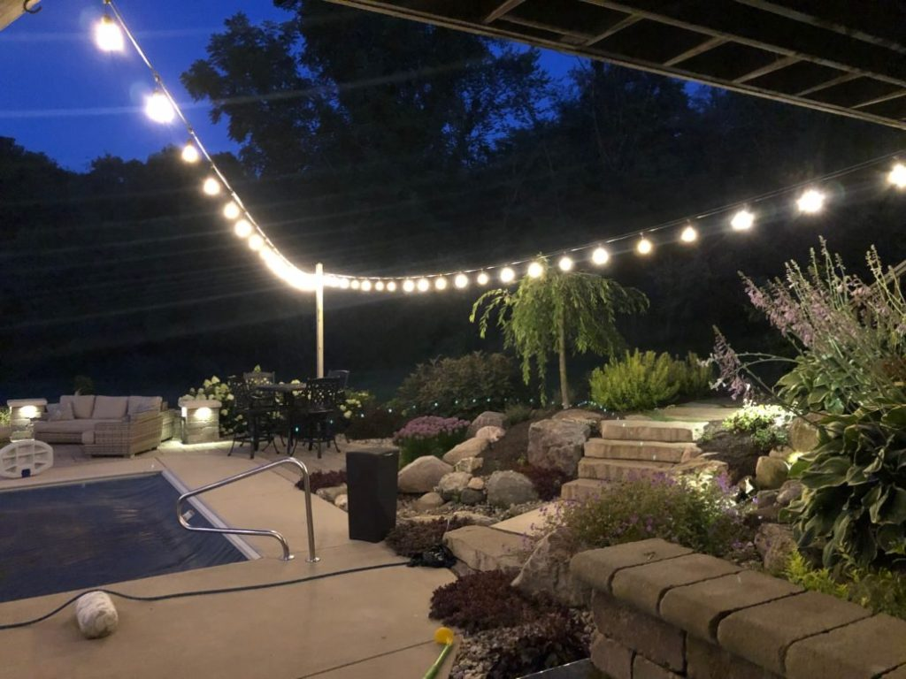 Landscape Illumination New Trends In Outdoor Lighting