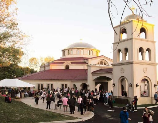 ST. GEORGE FESTIVAL OFFERS MIDDLE EASTERN FOOD AND DANCE