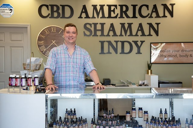 CBD American Shaman Opens in Carmel