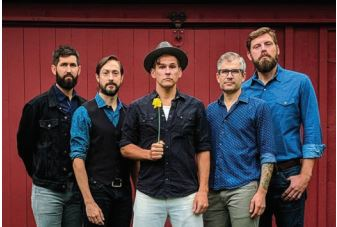 Concerts for a Cause Open 2019 with The Steel Wheels