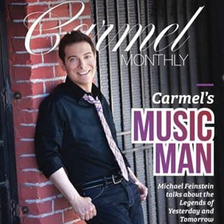 Carmel's Music Man Talks about the Legends of Yesterday and Tomorrow