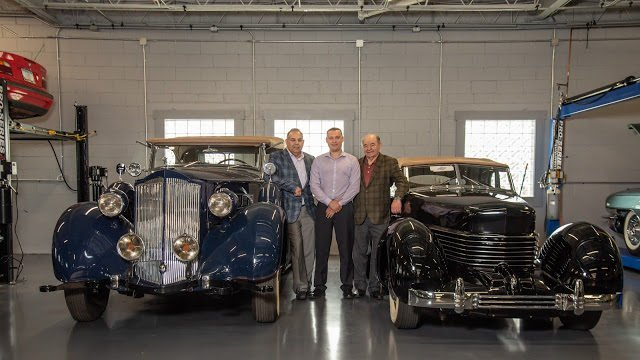 Now Open—Pete's Classic Cars Storage & Restoration