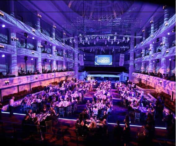 An Annual Gala Spotlights Talent and Education