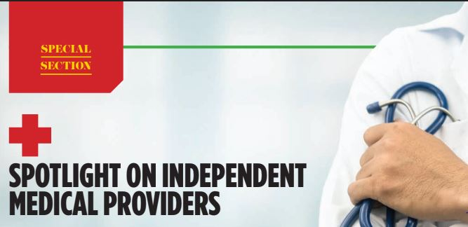 Special Section: Spotlight on Independent Medical Providers