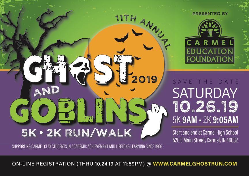 CEF's Ghosts & Goblins