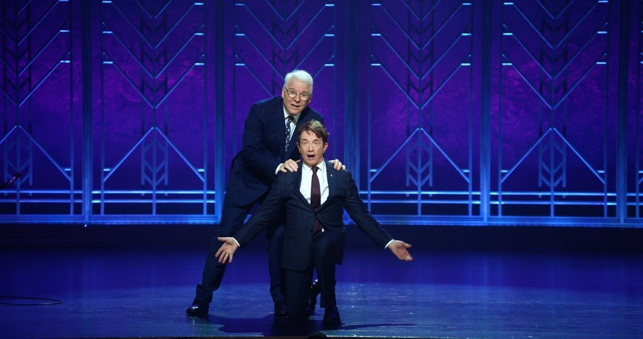 Steve Martin and Martin Short: Now You See Them, Soon You Won't