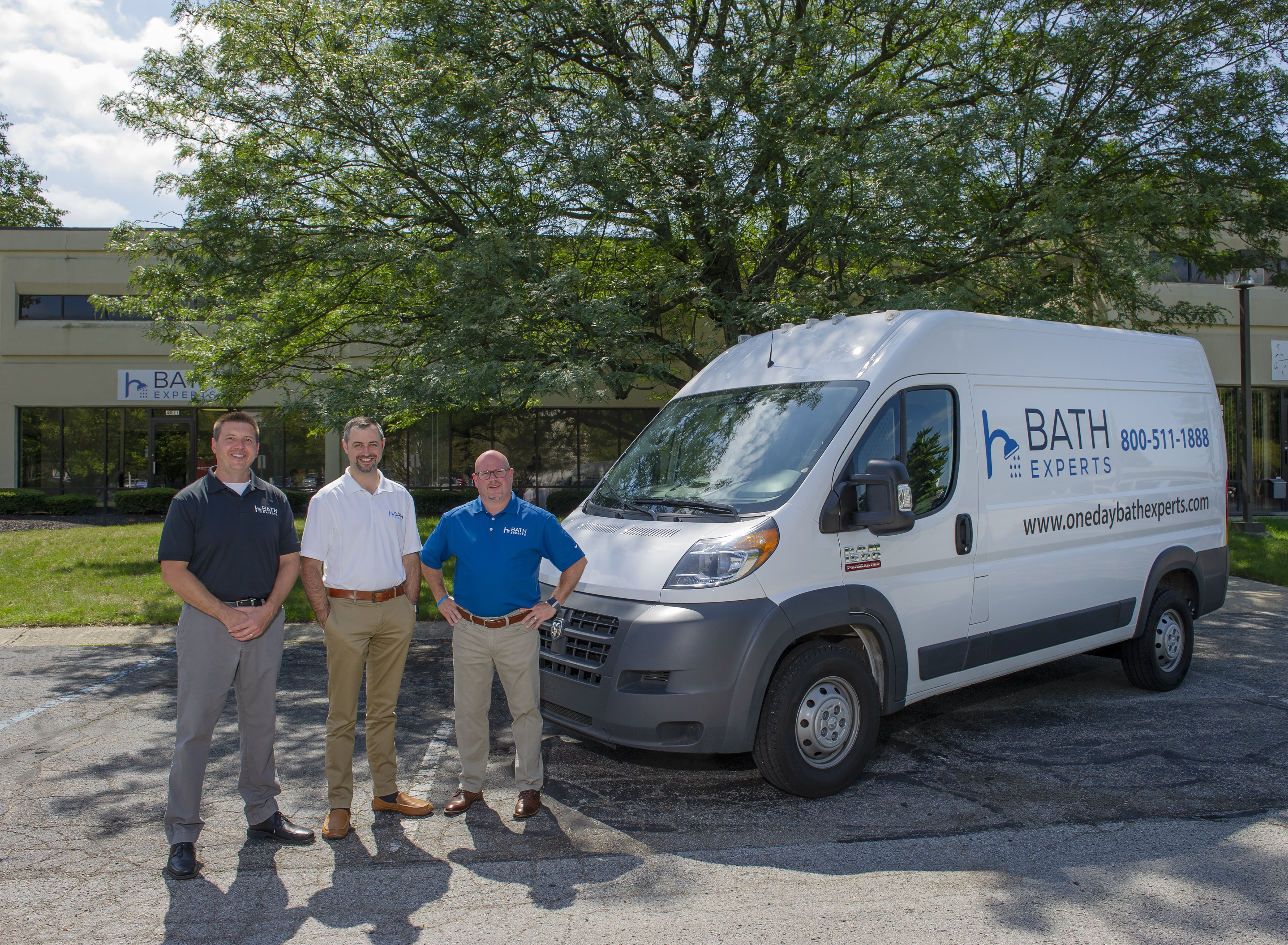 Bath Experts Introduces Tub/Shower Renovations in Indianapolis In As Little As One Day