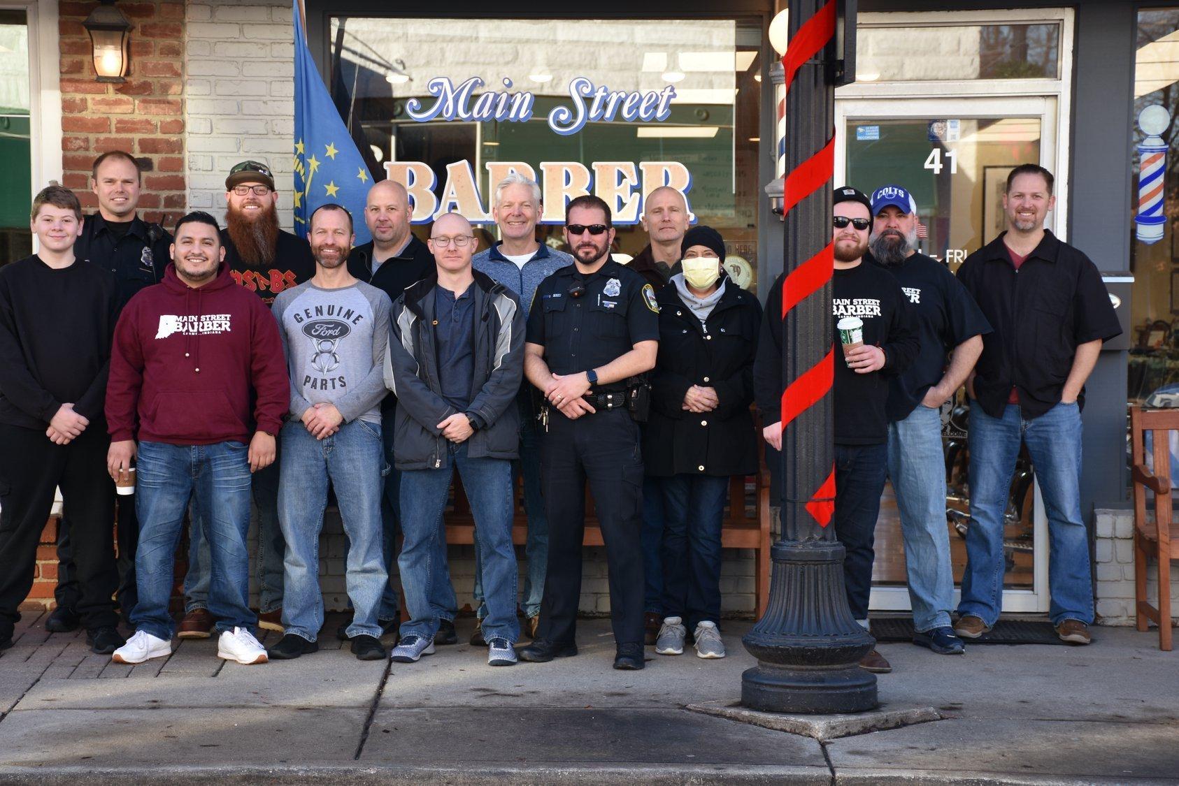 Carmel Police Department: No-Shave November
