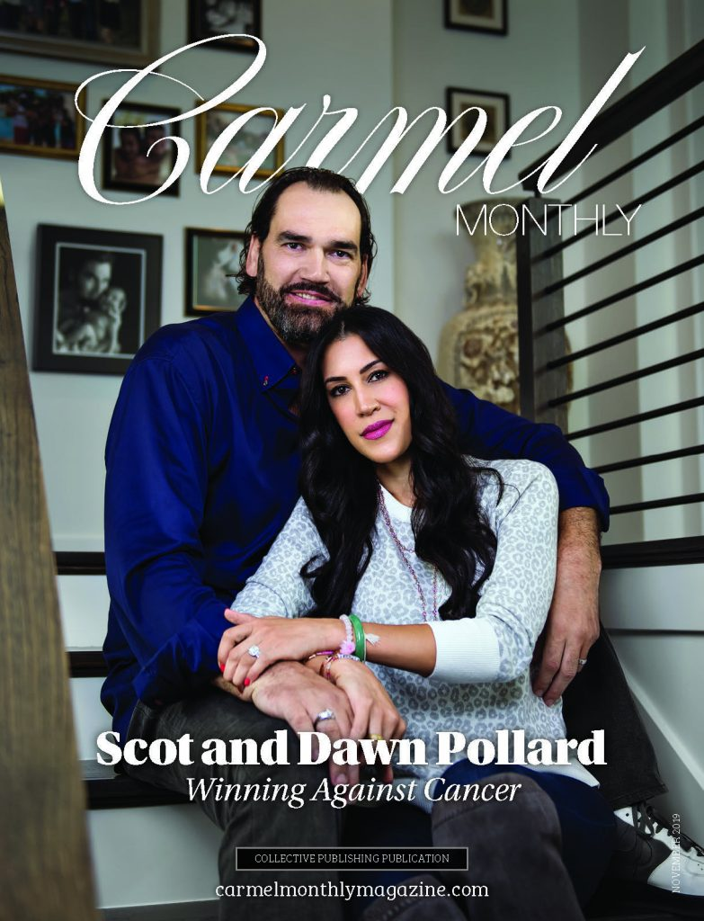 Scot Pollard_Carmel_Monthly_November_Cover