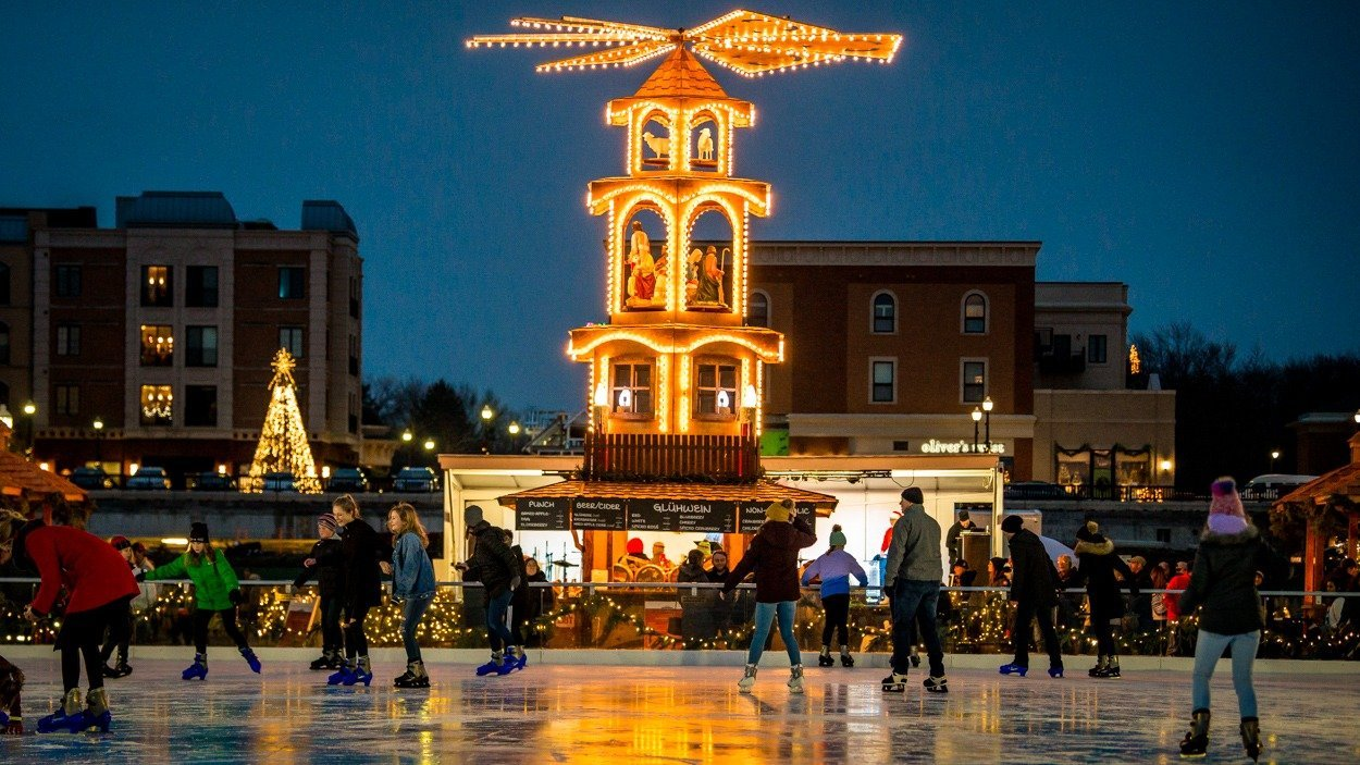 Carmel Christkindlmarkt, Ice at Carter Green canceled in 2020