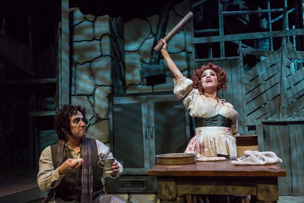 Sweeney Todd: The Notorious Demon Barber Is Coming to Carmel